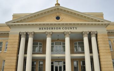 Henderson County Heritage Museum exterior