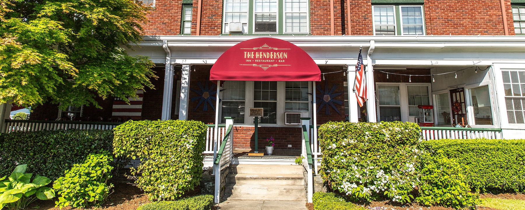 The Henderson Historic Bed Breakfast Downtown