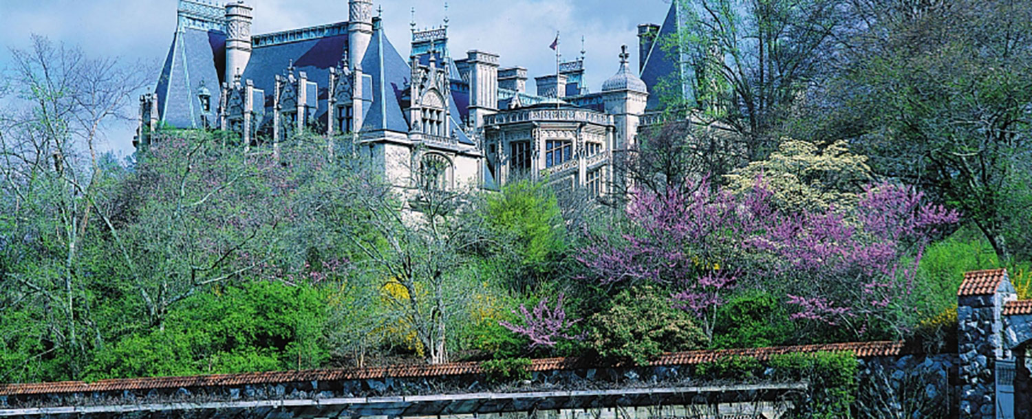 Springtime At The Biltmore Estate